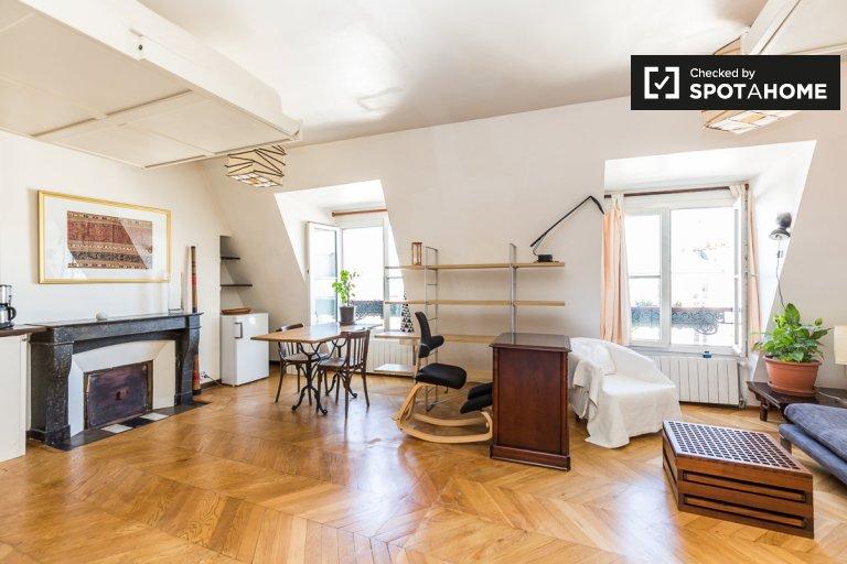 Studio à louer dans le 5ème arrondissement de Paris