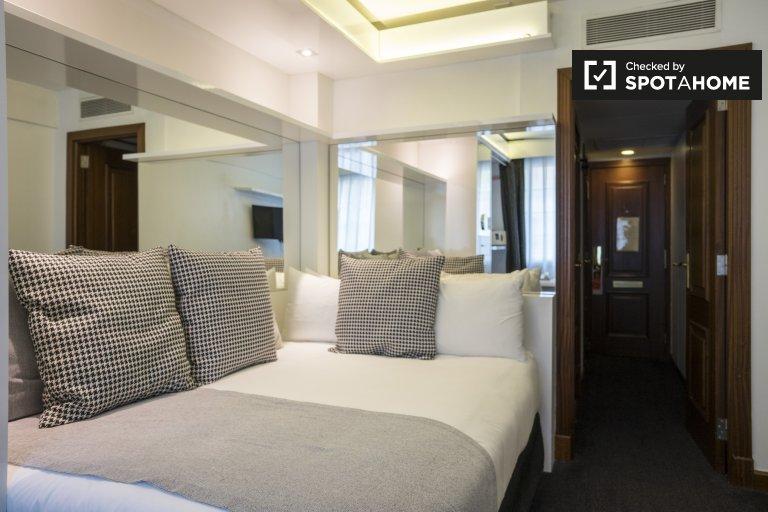 Piękny apartament typu studio do wynajęcia w Regent's Park w Londynie