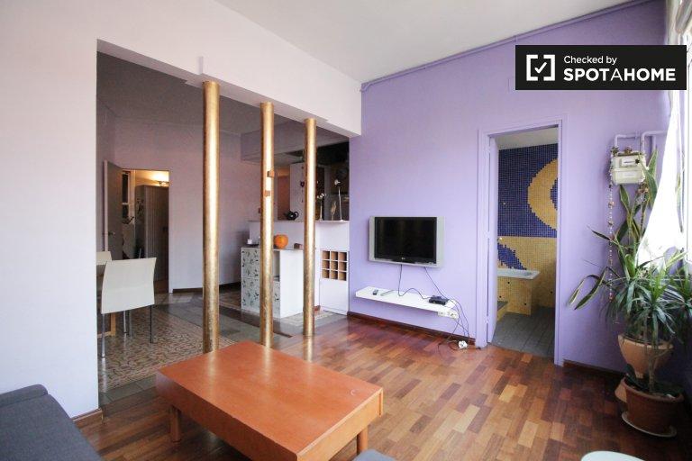 1-bedroom apartment for rent in Sants, Barcelona