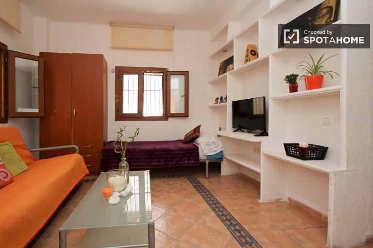 Gemütliches Studio-Apartment mieten - Realejo, Granada