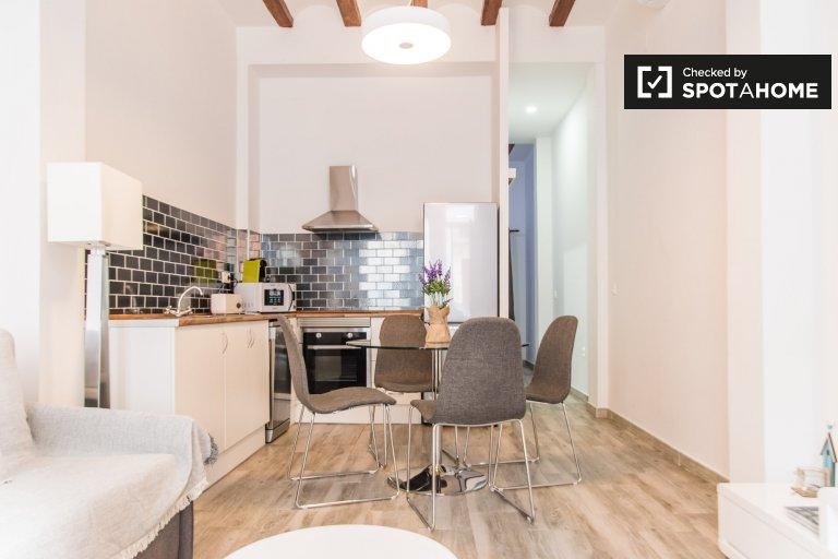 1-bedroom apartment to rent in El Cabanyal, Valencia