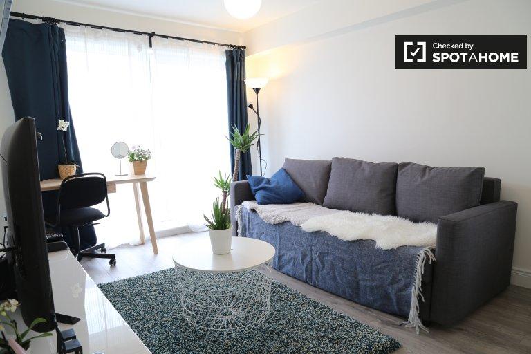 Gemütliche 1-Zimmer-Wohnung zur Miete in Broadstone, Dublin