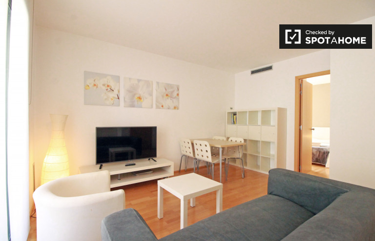 Appartement 1 chambre simple à louer à Gràcia, Barcelone