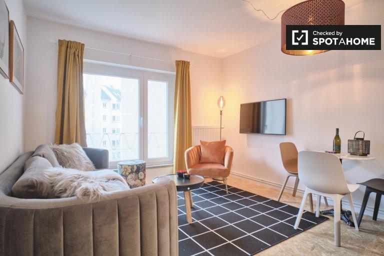 Swish-Wohnung mit 2 Schlafzimmern in Friedrichshain zu vermieten