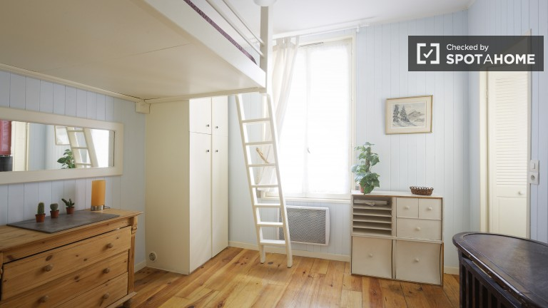 Studio apartment for rent - Vitry-sur-Seine, Paris | Spotahome