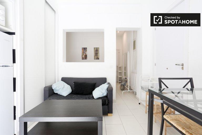 Estudio en alquiler en Usera, Madrid