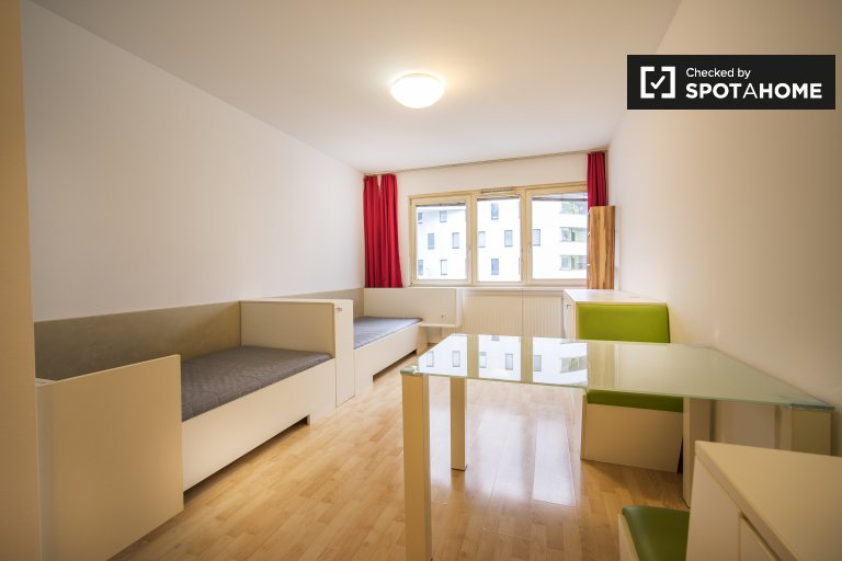 Large and bright room in a shared flat in the center of vienna 330 € monthly