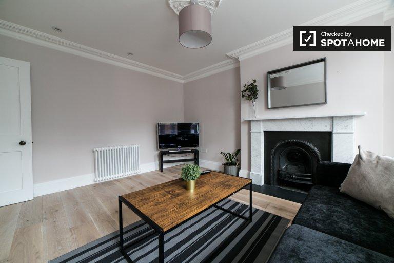 Mieszkanie z 1 sypialnią do wynajęcia w Islington w Londynie