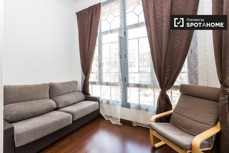 Apartamento de 2 dormitorios en alquiler en Eixample Dreta, Barcelona