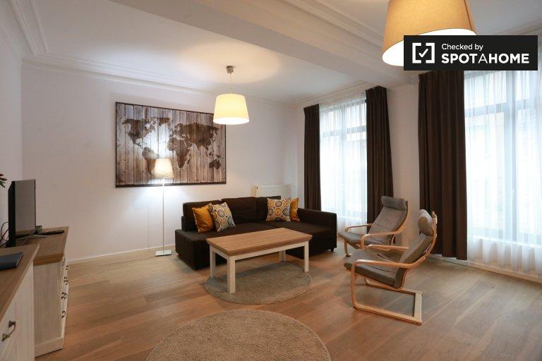 Appartamento con 3 camere da letto a Bruxelles centro