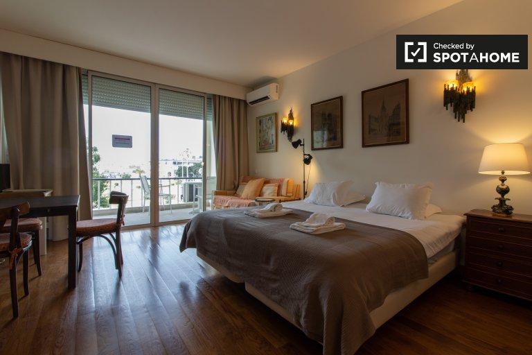 Apartamento T0 para arrendamento no Estoril, Lisboa