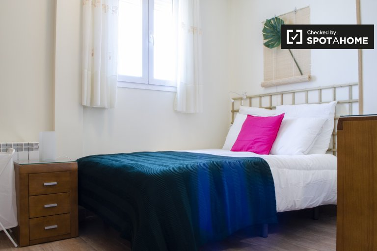 15-bedroom residence for rent in Atocha, Madrid