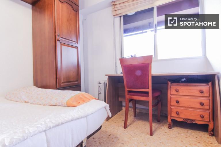 Exterior double room 1