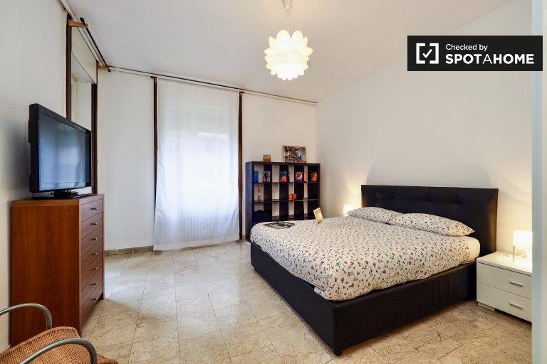 Apartamento de 1 quarto para alugar em Zona Tortona, Milão