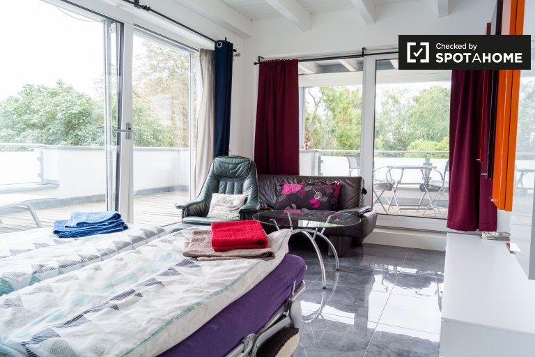 Apartament z 2 sypialniami w Steglitz-Zehlendorf Berlin
