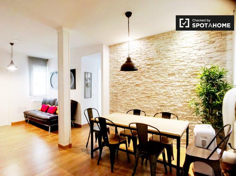 Apartamento de 2 quartos para alugar em Centro, Madrid