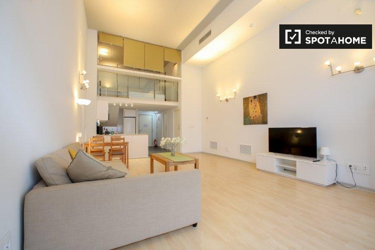 Appartement moderne d'1 chambre à louer à Patraix, Valence