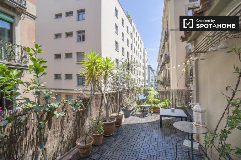 El Born, Barcelona kiralık 2 yatak odalı daire