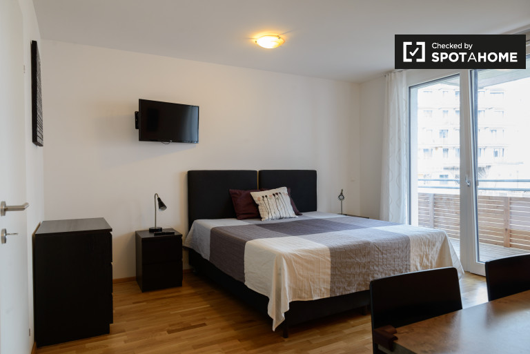 2-bedroom apartment for rent in the 22nd district, ideal for families