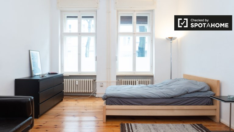 Apartamento de 1 dormitorio en alquiler en Neukölln en Berlín