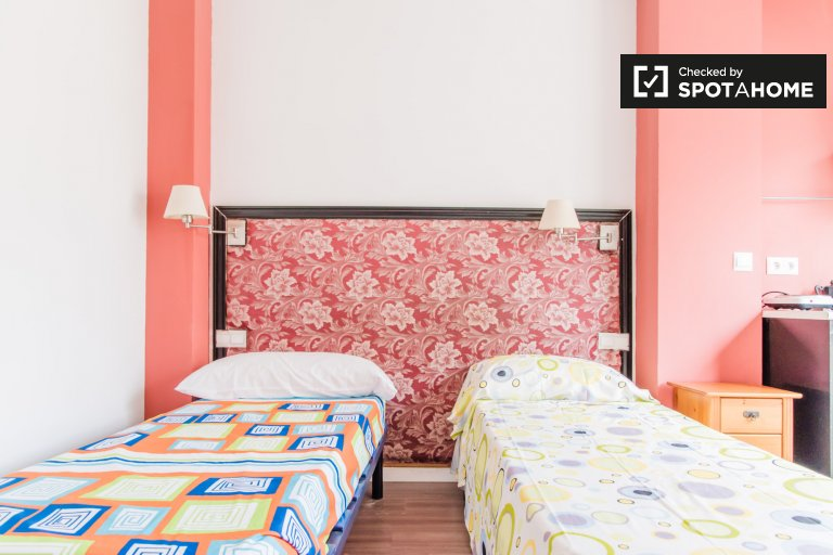 Studio apartment for rent in L'Eixample, Valencia