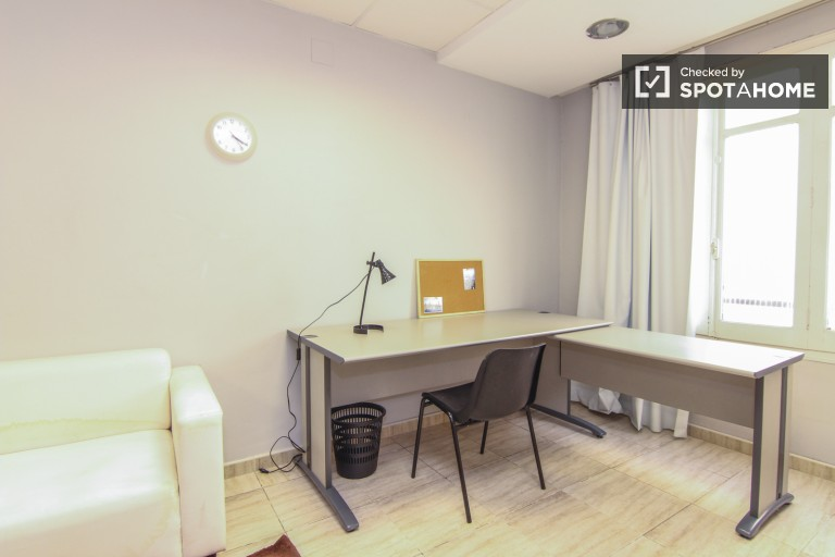 Exterior double room 2