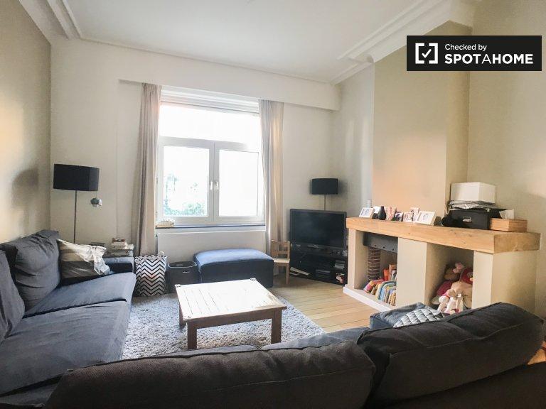 Watermael-Boitsfort, Brüksel'de kiralık 3 yatak odalı ev