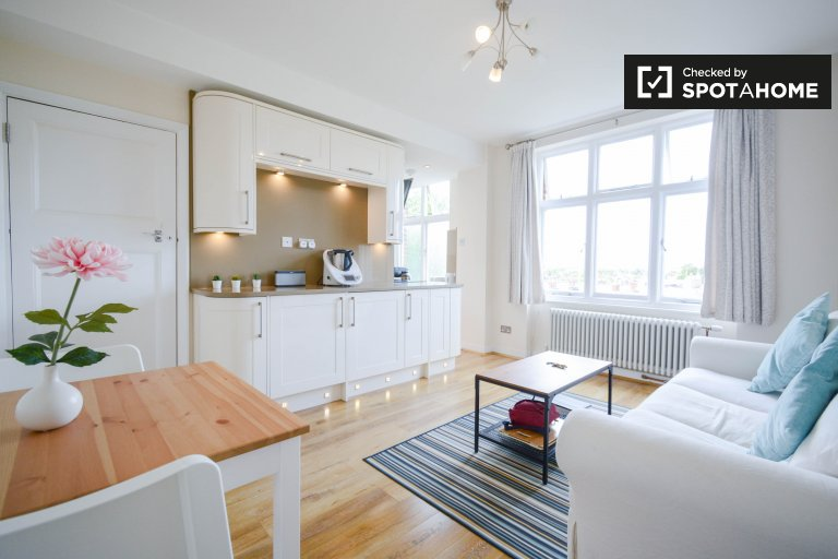 Sun-drenched 1-bedroom apartment for rent in Westminster