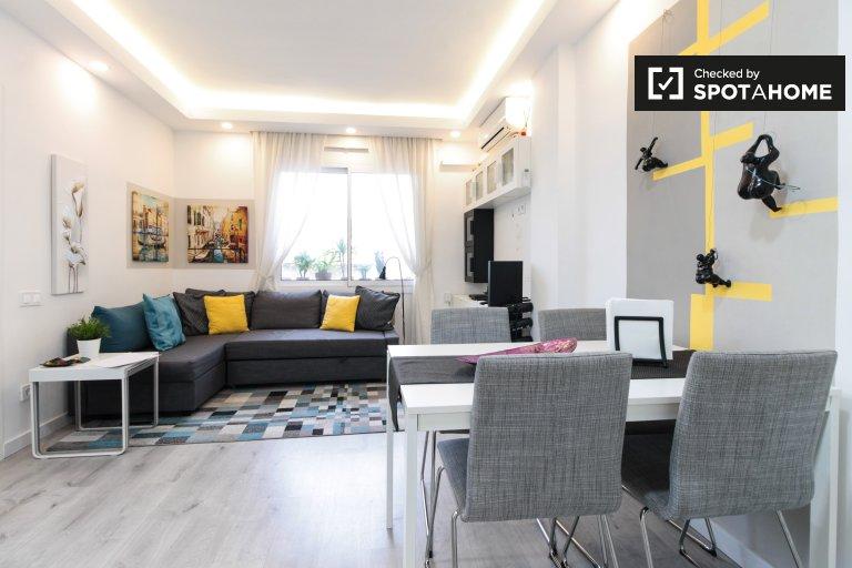 Apartamento de 1 dormitorio en alquiler en Vila Olímpica, Barcelona