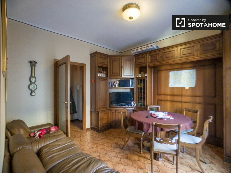 2-bedroom apartment for rent in Greco, Milan