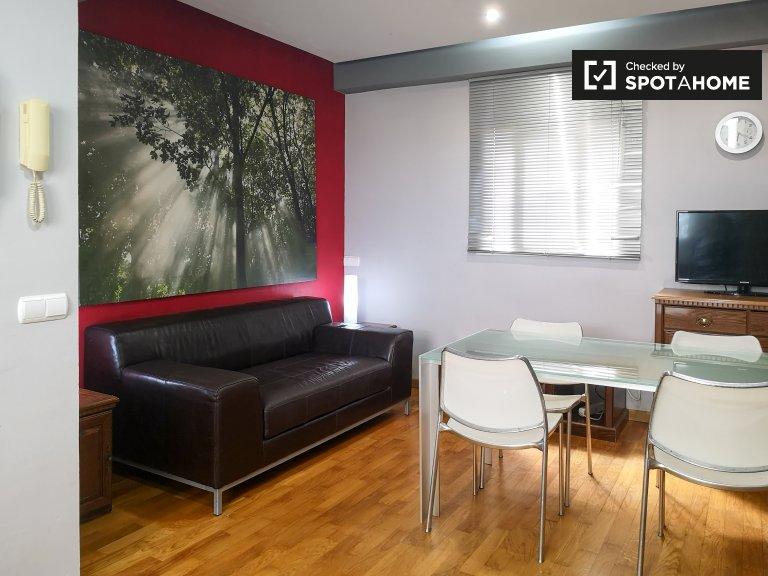 Nowoczesne mieszkanie z 2 sypialniami w Eixample Dreta