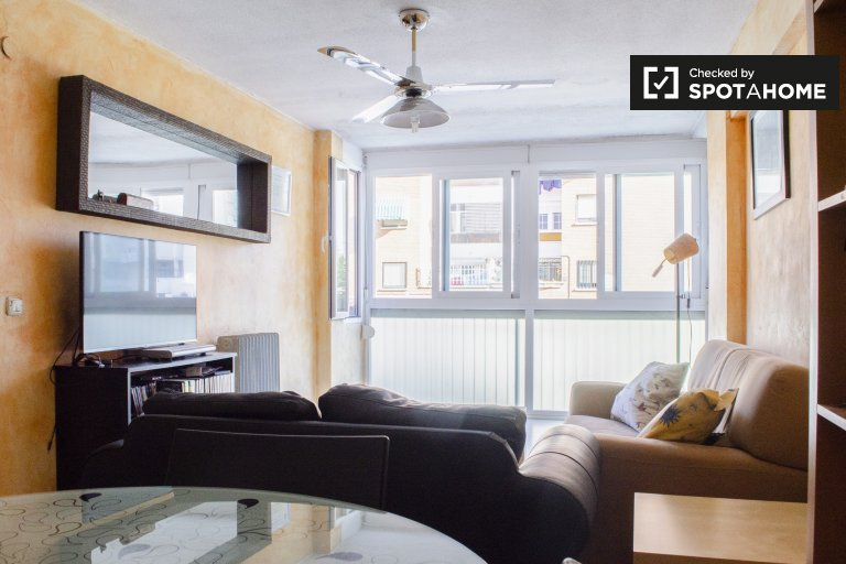 3-bedroom apartment for rent in Móstoles, Madrid