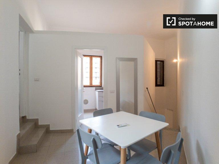 Apartamento de 2 dormitorios en alquiler en Greco, Milán