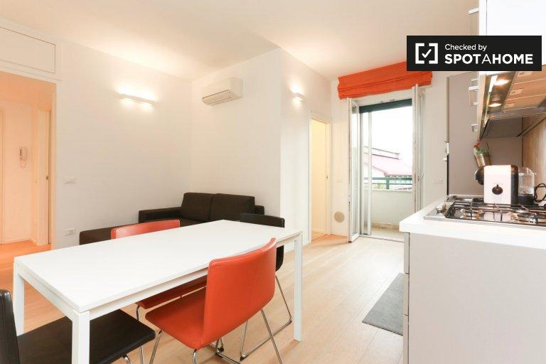 Appartement moderne de 1 chambre à louer à Navigli, Milan