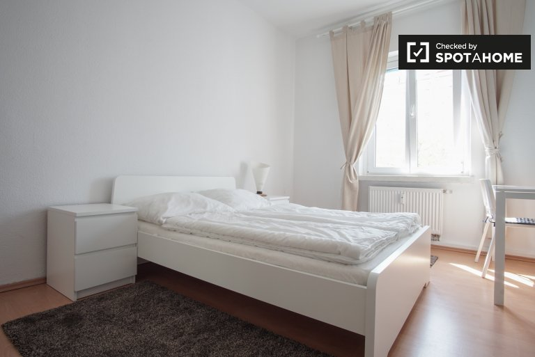 Terrific room for rent in apartment with 2 bedrooms in Mitte