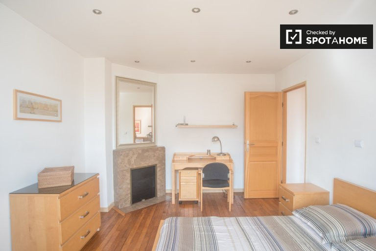 1 bedroom apartment for rent in La Garenne-Colombes, Paris
