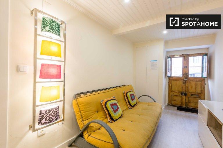Appartement 1 chambre à louer à Cais do Sodré, Lisbonne
