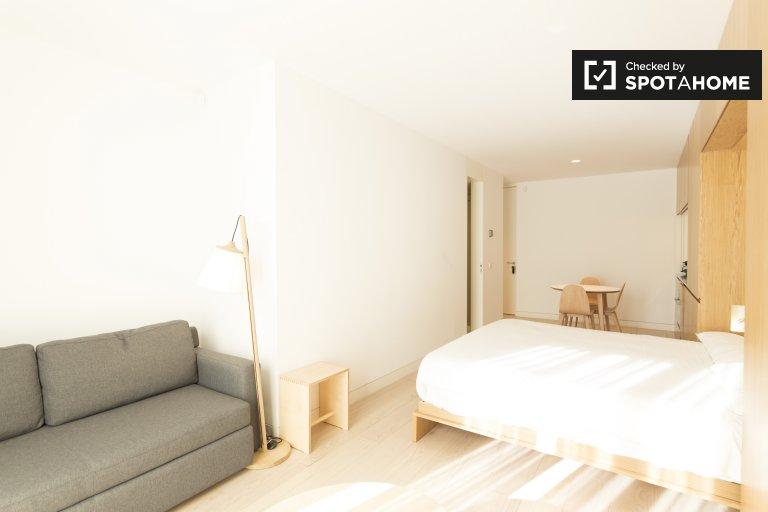 Cooles Studio zur Miete in Salamanca, Madrid