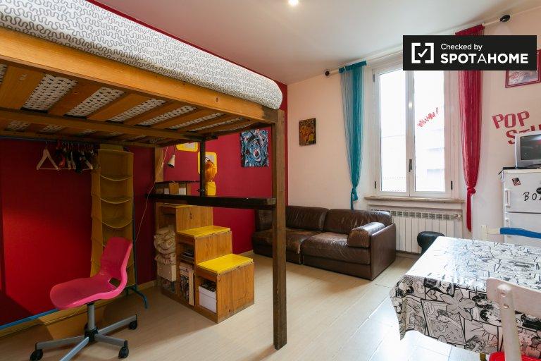 Monolocale in affitto a Barona / Naviglio Grande, Milano