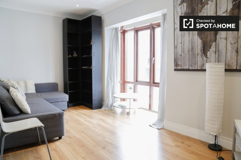 1-bedroom flat to rent in Stoneybatter, Dublin