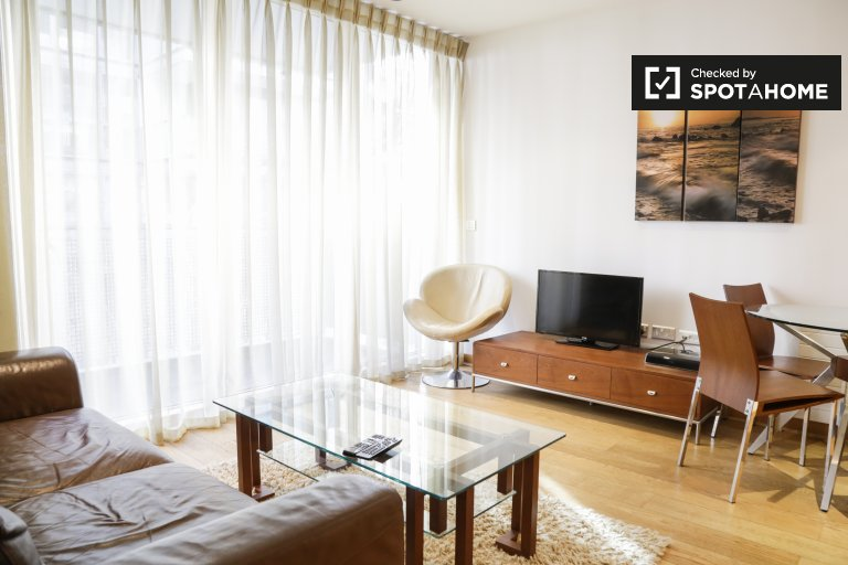 Serviced 2 Schlafzimmer Apartment zu vermieten in Spencer Dock, IFSC