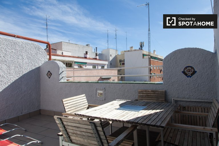 2-bedroom apartment for rent in Lavapiés, Madrid