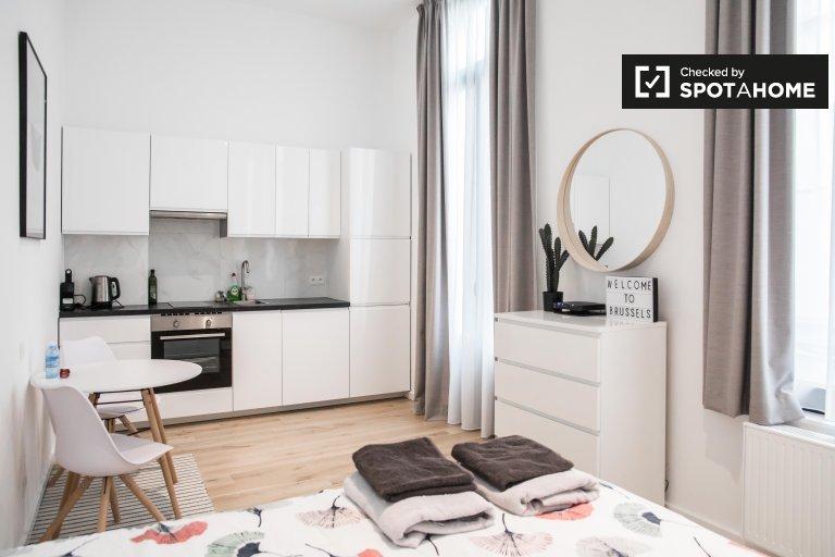 Apartamento para alugar no centro de Bruxelas