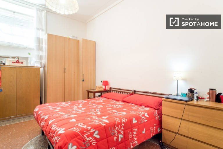 Bedroom 4 with Double Bed and Sofa-Bed