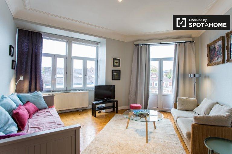 Appartamento in affitto 1 camera da letto - Woluwe-Saint-Pierre, Bruxelles