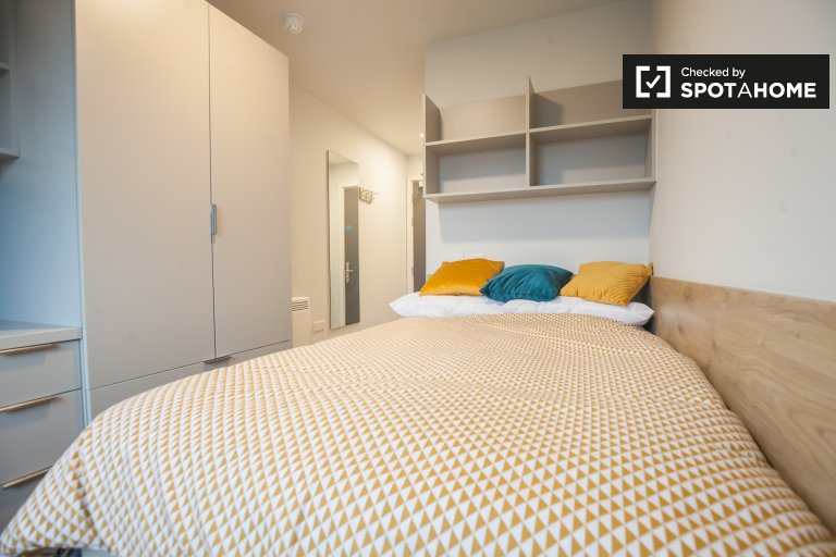 Cozy room in large residence in The Liberties, Dublin