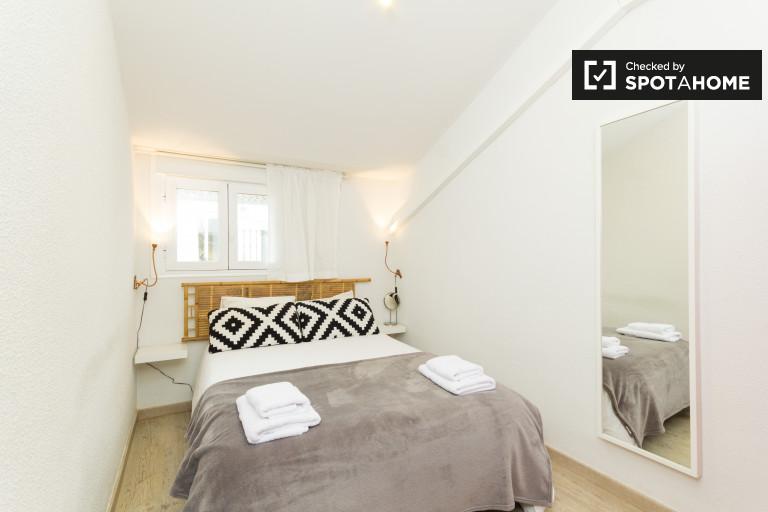 Central 3-Zimmer-Wohnung in der Nähe von Sol, Madrid