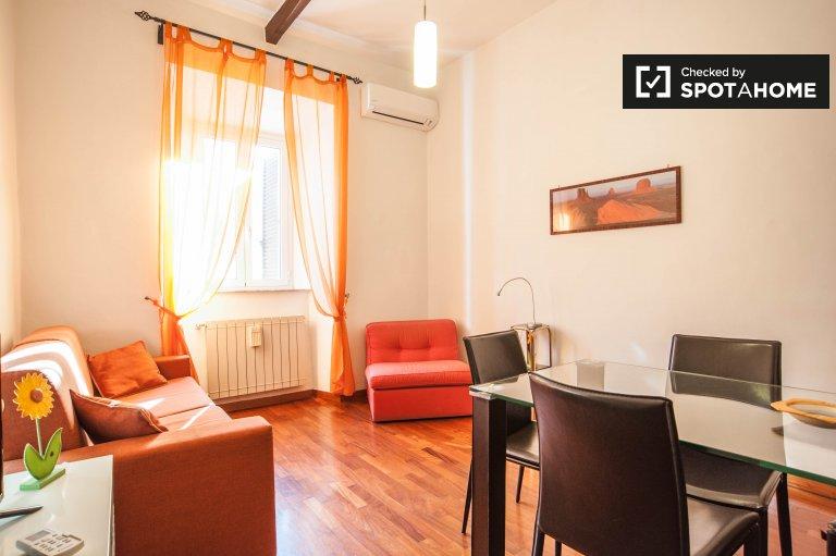 Appartement confortable à louer à Testaccio, Rome