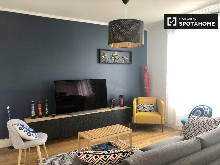 Studio apartment for rent in Neuilly-sur-Seine, Paris