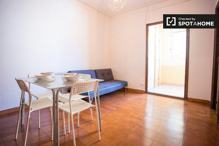 Massif appartement de 5 chambres à louer à Poble-sec, Barcelone